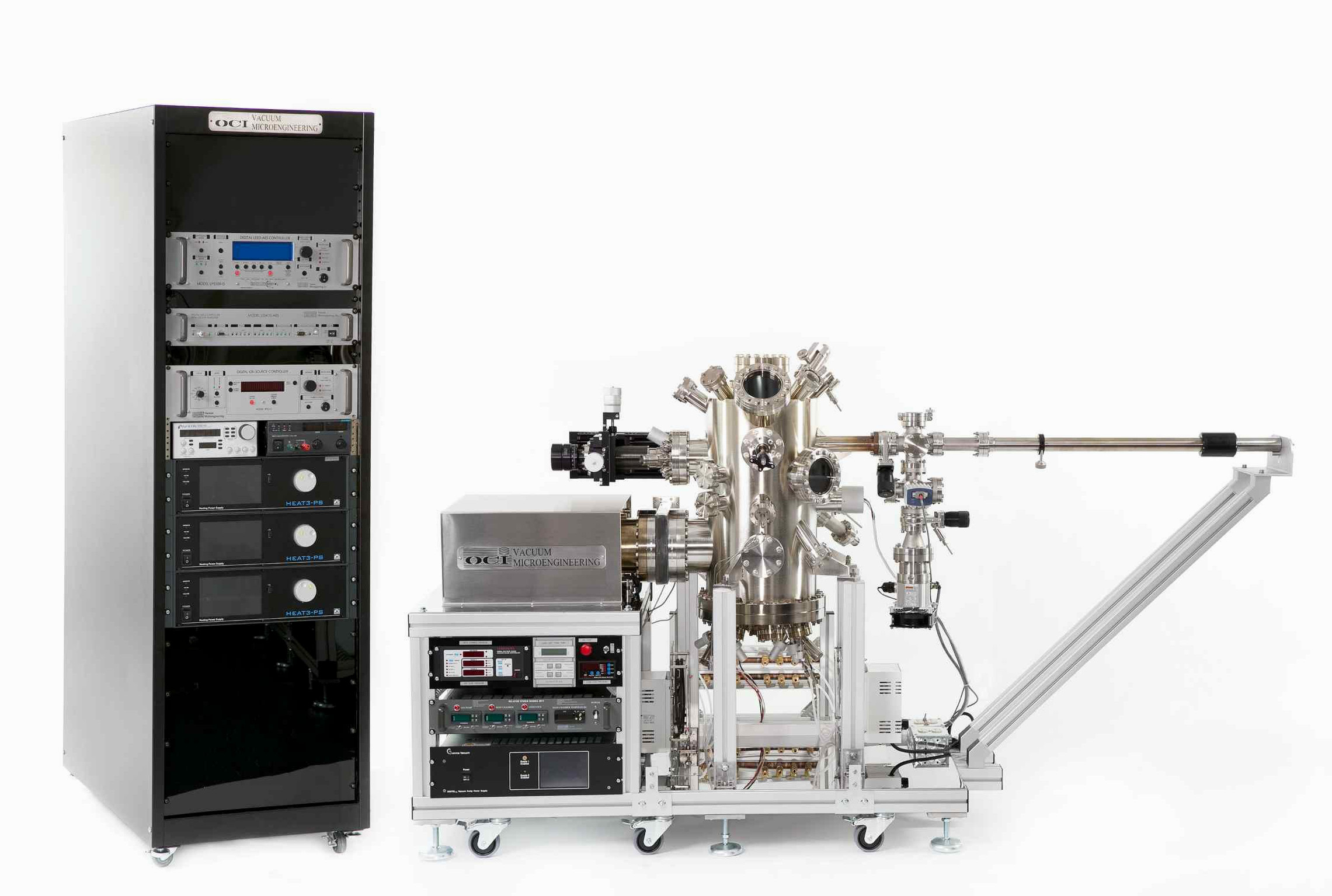 UHV System: Integrated Molecular Beam Epitaxy (MBE) System IMBE300-B